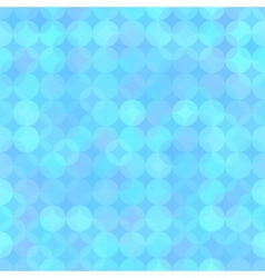 Blue sparkling abstract seamless pattern vector