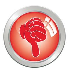 icon button vector image