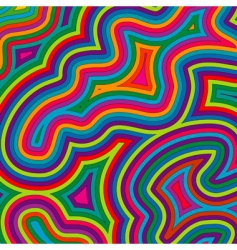 swirly shades of colour vector image