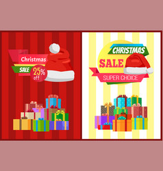 25 off christmas sale super choice pposters label vector