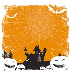 Halloween isolated background vector