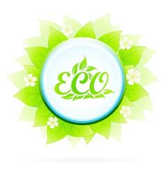 ECO Symbol vector