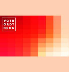 Red gradient background template design vector