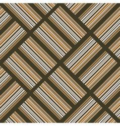 Wooden tiles vector image vector image