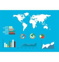 Infographics 4 vector