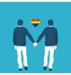LGBT community is gay vector