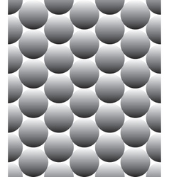Pattern for background of rounds vector