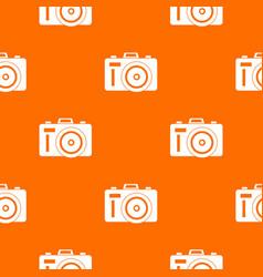 Photocamera pattern seamless vector