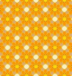 Traditional Ornamental Seamless Islamic Pattern vector image