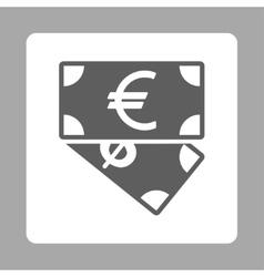 Banknotes icon vector