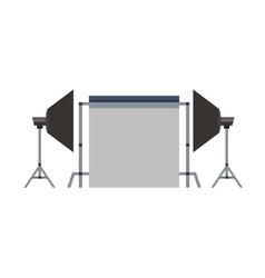 Camera flash speed photography white equipment vector