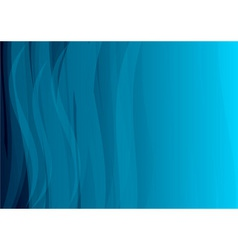 abstract simple background in blue color vector image
