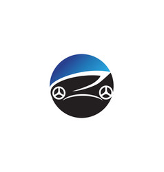 Auto car logo template icon vector
