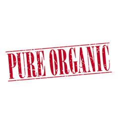Pure organic vector