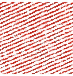 Red Striped Texture vector image