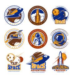 Astronaut flight aviation space shuttle vector