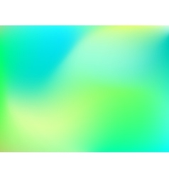 Abstract Blue and Green Color Background vector