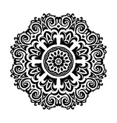 Mandala Royalty Free Vector Image - VectorStock