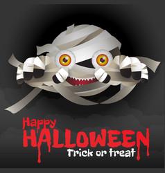 monster evil vector image