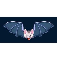 cartoon of Bat vector image vector image