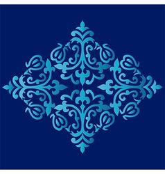 Antique ottoman turkish pattern design sixty three vector image