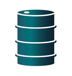 Barrel trade crisis economy oil price crash vector