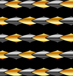 High grade metal bars background vector