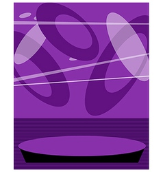 Abstract Club Background vector image vector image