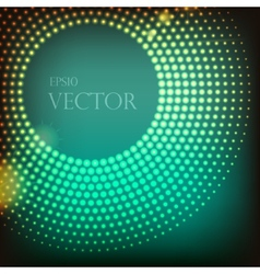 Abstract colored shape for your business idea vector image vector image