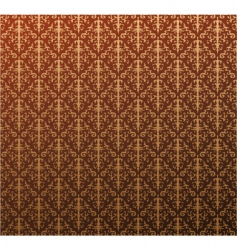 stylish vintage wallpapers vector image