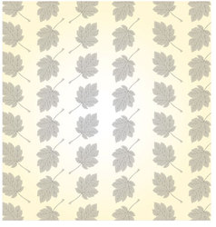 leaf group background vector image vector image