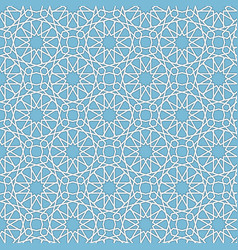 Abstract geometric islamic vector