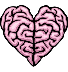 Brain heart vector
