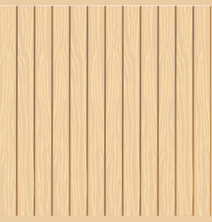 wood plank with soft brown background vector image