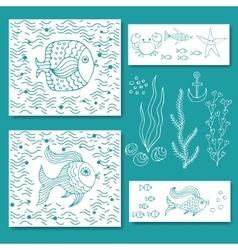 Cartoon vector image vector image