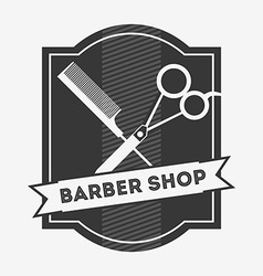 Barber shop business cards templates vector images 82 barber shop design vector colourmoves