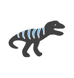 Dinosaurs jurassic animal vector