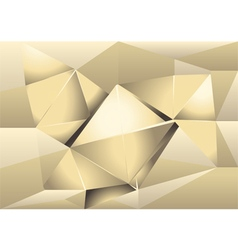 background abstract low poly vector image