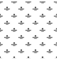 Ruler pattern seamless vector