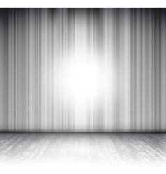 empty scene vector image