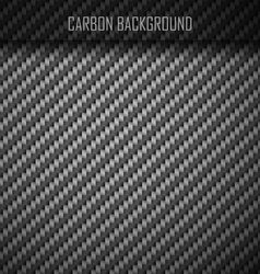 Carbon carbon fiber background vector