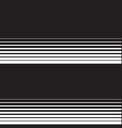 Universal repeating abstract shape in black and vector