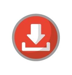 Download arrow of digital concept vector image vector image