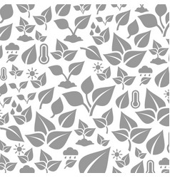 Leaf a background3 vector