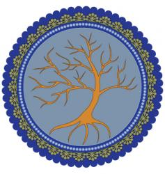 tree of life vector image vector image