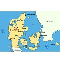 Denmark vector