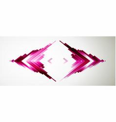 Amazing creative background geometric design vector