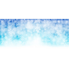 christmas banner background xmas design white vector image