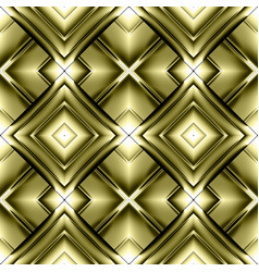 seamless pattern of rhombuses2 vector image vector image