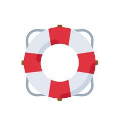lifebuoy icon sign symbol vector image